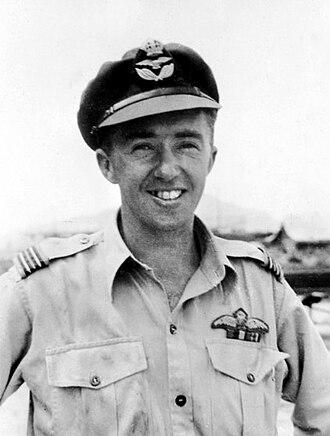 Air chief marshal (Australia) - Image: P02032.002Nev Mc Namara