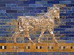 P1190217 Pergamonmuseum Porte Ishar taureau rwk.jpg