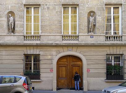 Rue jacob u wikipédia