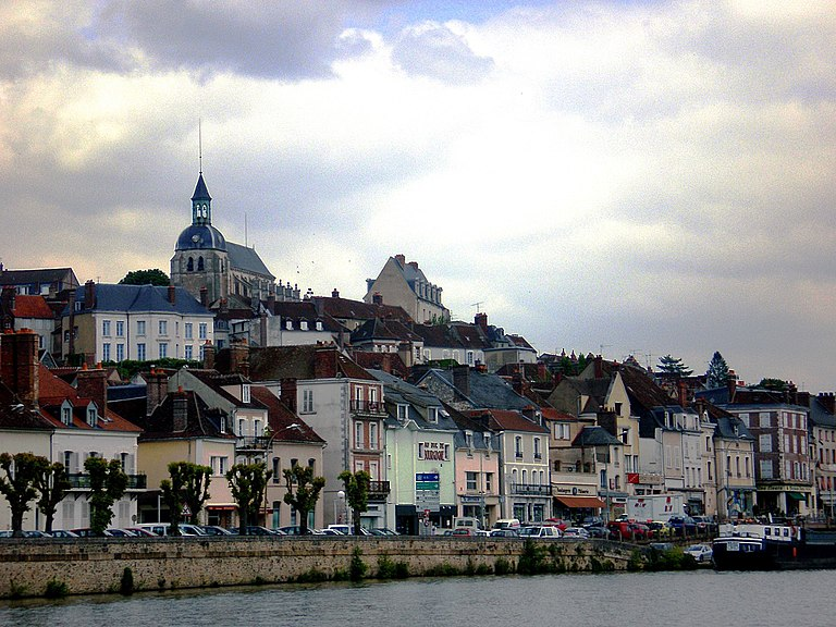 Maisons à vendre à Joigny(89)