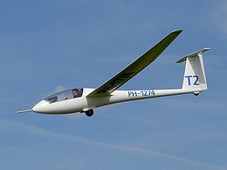 Glider (sailplane) type of glider aircraft used in the sport of gliding