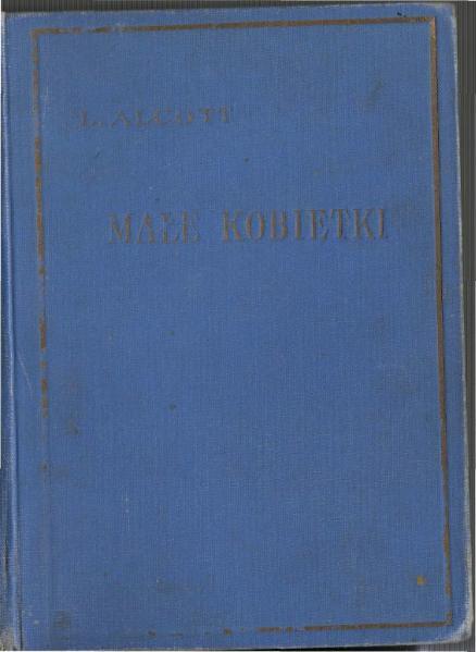 File:PL L.M.Alcott - Małe kobietki.djvu