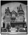 PRINCIPAL (SOUTH) SIDE - Colonel Walter Gresham House, 1402 Broadway, Galveston, Galveston County, TX HABS TEX,84-GALV,26-1.tif