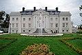 Pałac Komierowo front, archiwum rodzinne, 2019 r. .jpg