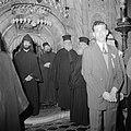 Paasviering Priesters bij de Heilige Graf kerk, Bestanddeelnr 255-5239.jpg