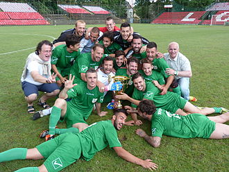 Padania national football team - Padania - County of Nice - Debrecen, 21 June, 2015.