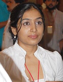 Padmapriya Janakiraman Indian actress