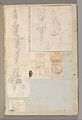 Page from a Scrapbook containing Drawings and Several Prints of Architecture, Interiors, Furniture and Other Objects MET DP372101.jpg
