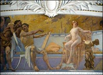 William de Leftwich Dodge - Image: Painting Art Library Wm Dodge