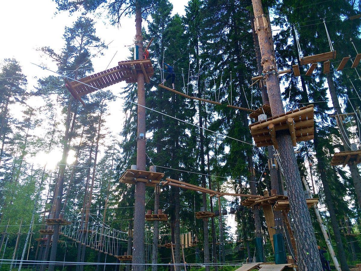 Pajulahden Seikkailupuisto