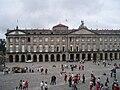 Palacio de Rajoy, visto desde la Catedral de Santiago de Compostela--2.JPG