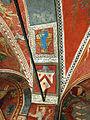 Palazzo comunale di s. miniato, sala delle sette virtù, stemma tedaldi e scarlatti 1.JPG