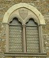 Palazzo dei Vescovi a San Miniato al Monte, finestra 04.JPG