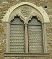 Palazzo dei Vescovi a San Miniato al Monte, finestra 06.JPG