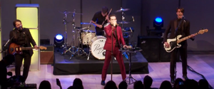 Panic! at the Disco - Panic! at the Disco performing in 2015