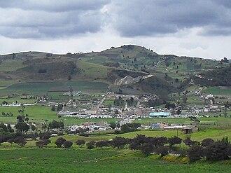 Soracá - View of Soracá
