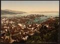 Panoramic view, II, Bergen, Norway-LCCN2001699456.tif