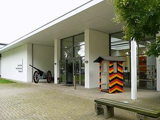 German Tank Museum - Museum Entrance (2011)