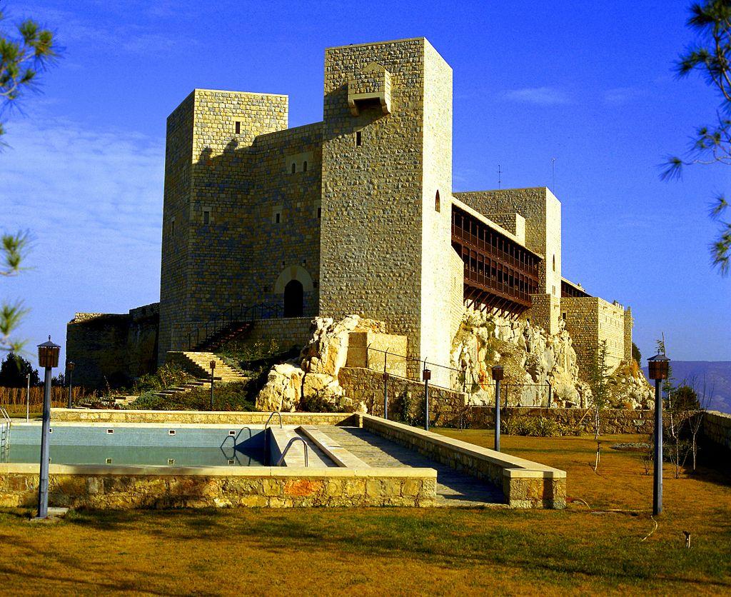 Parador del Castillo de Jaén