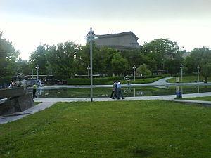 Yerevan Opera Theatre - Image: Parc opera
