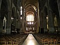 Paris, France. BASILICA SAINT-DENIS. (Interior-2)(PA00079952).jpg