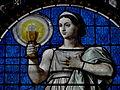 Paris (75017) Notre-Dame-de-Compassion Chapelle royale Saint-Ferdinand Vitrail 35.JPG