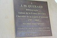Paris Cimetière Montparnasse Quérard 908.JPG