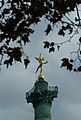 Paris Place de la Bastille Top of the column of Justice.jpg