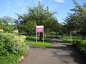 Park Hill Recreation Ground Wikipedia