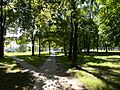 Park in Siget, Novi Zagreb 02.jpg