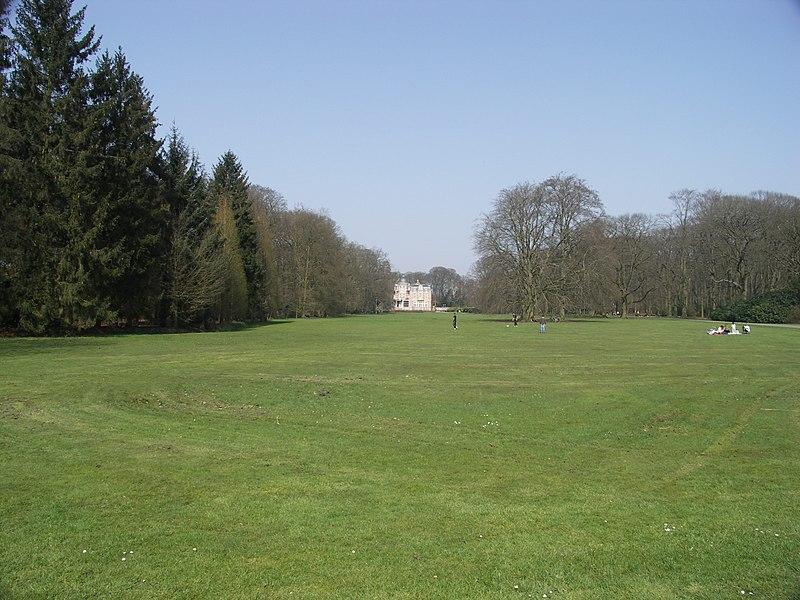 Park von Brasschaat [2007/04]