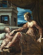 Parmigianino, Virgin and Child.jpg