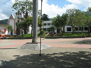 Barbosa, Antioquia - Image: Parque Diego Echavarría Misas Barbosa