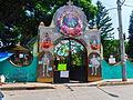 Parroquia de San Luis de Tolosa, Xochimilco.JPG