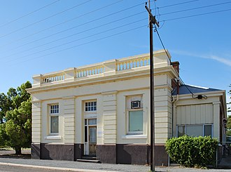 Paskeville, South Australia - Image: Paskeville Former Bank