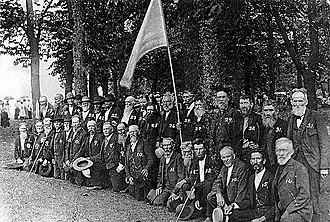 Patrick County, Virginia - Veterans of the Confederate States of America, July 4, 1900, Patrick County, Virginia