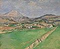 Paul Cézanne - Toward Mont Sainte-Victoire (Vers la Montagne Sainte-Victoire) - BF300 - Barnes Foundation.jpg