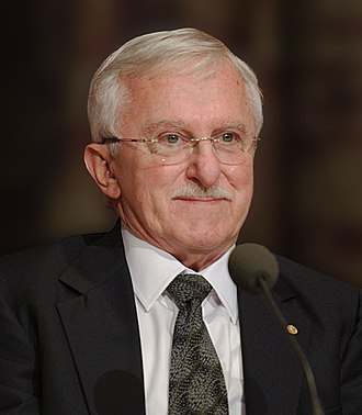 Paul L. Modrich - Paul L. Modrich, Nobel Laureate in chemistry in Stockholm December 2015