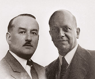 Baume et Mercier - Paul Mercier and William Baume