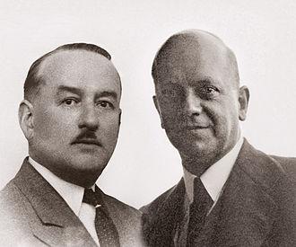 Baume et Mercier - Paul Mercier and William Baume
