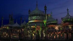 File:Pavilion Projection - Dr Blighty Brighton Festival 2016.ogv