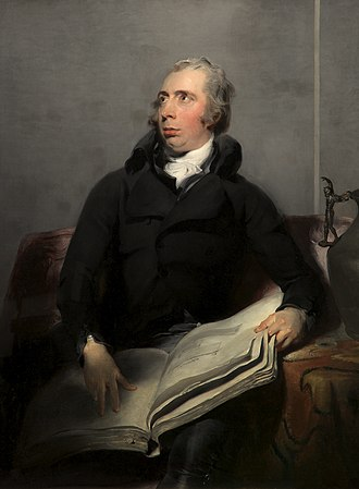 Richard Payne Knight - Portrait of Payne Knight by Sir Thomas Lawrence