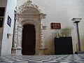 Peñafiel iglesia San Pablo capilla de los Manuel puerta sacristia ni.jpg