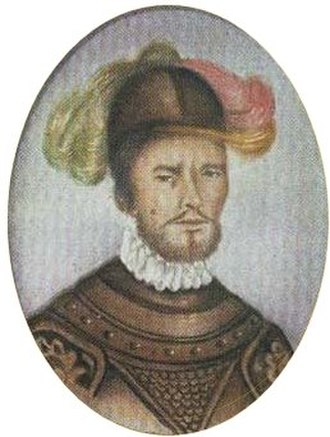 Muzo people - Conquistador Pedro de Ursúa, noted for his failure in suppressing the Muzo in 1552
