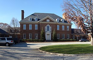 Pennsylvania Governor's Residence - Image: Pennsylvania Governor's Residence