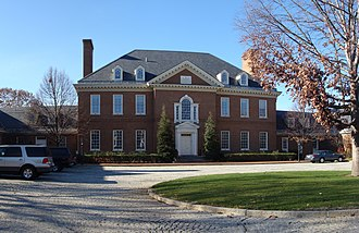 Uptown Harrisburg, Pennsylvania - Pennsylvania Governor's Residence is located in Uptown