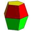 Pentagonal bifrustum
