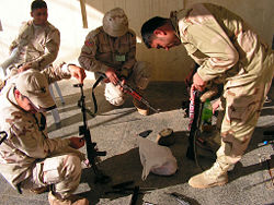 Peshmurga Kurdish Militia