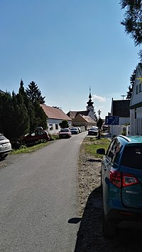 Petőfi utca a templommal.jpg