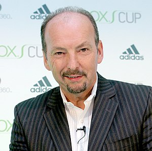 Peter Moore (businessman) - Peter Moore at Xbox Cup 2006
